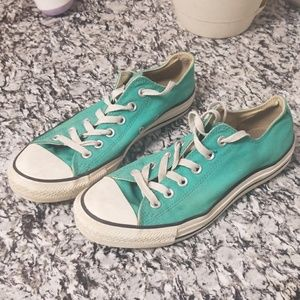 Teal Coverse All-star Sneakers